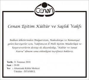 Balkan davetiye 2010