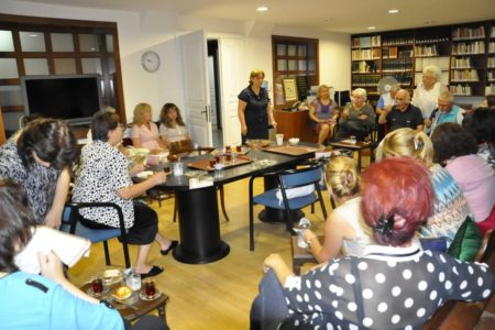 Balkan Faaliyeti Katılımcıları Vakfımızı Ziyaret Etti