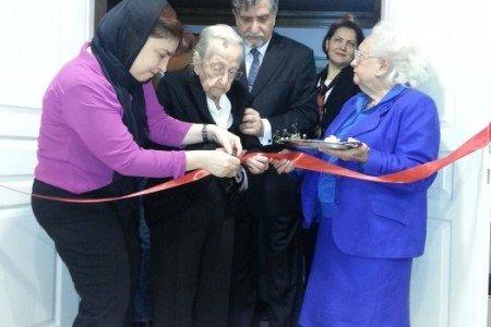 Kütüphanemiz 9 Kasım 2014'de Açıldı