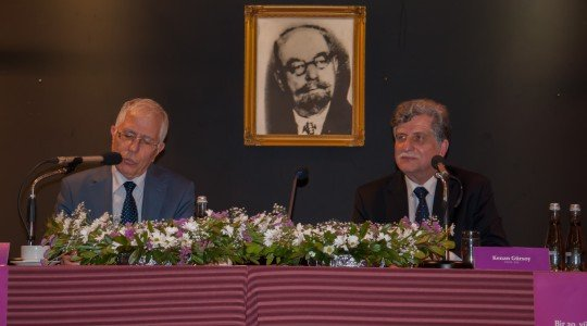 "Prof. Dr. Kenan Gürsoy:""Tasavvufun Bugünkü Fonksiyonu"""