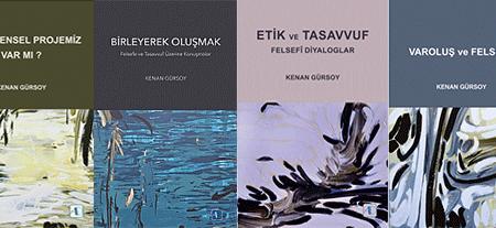 Prof.Dr.Kenan Gürsoy'un yeni basılan kitapları