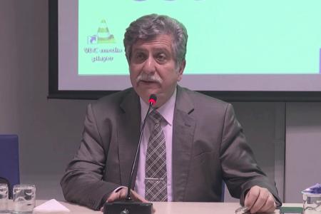 """""""Felsefe ve Ben"""" Prof. Dr. Kenan Gürsoy"""