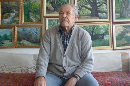 Ressam Ahmet Yakupoğlu Hakk'a yürüdü