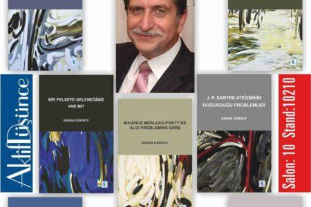 Prof. Dr. Kenan Gürsoy Tüyap Kitap Fuarı'nda