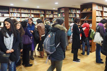 Üsküdar Üniversitesi Tasavvuf Araştırmaları Enstitüsü Öğrencileri Vakfımızı Ziyaret Etti.