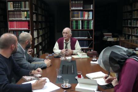 """Prof. Dr. Fahrettin Olguner ile """"Felsefe Okumaları"""" Semineri Başladı"""