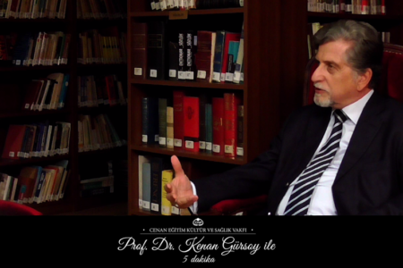 """Prof. Dr. Kenan Gürsoy ile 5 Dakika"" Video Programı-2.Bölüm"
