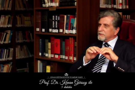 """Prof. Dr. Kenan Gürsoy ile 5 Dakika"" Video Programı-1. Bölüm"