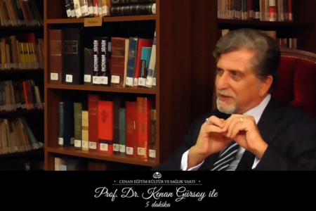 """Prof. Dr. Kenan Gürsoy ile 5 Dakika"" Video Programı-3.Bölüm"