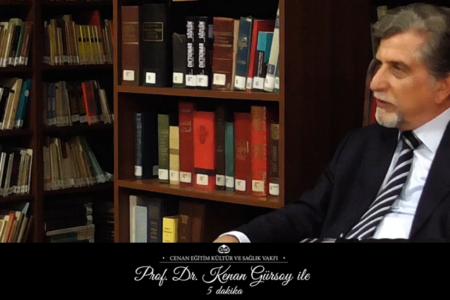 """Prof. Dr. Kenan Gürsoy ile 5 Dakika"" Video Programı-4.Bölüm"