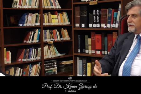 """Prof. Dr. Kenan Gürsoy ile 5 Dakika"" Video Programı-5.Bölüm"