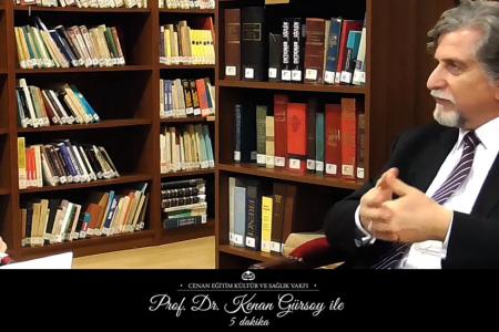 """Prof. Dr. Kenan Gürsoy ile 5 Dakika"" Video Programı-10.Bölüm"