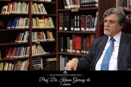 """Prof. Dr. Kenan Gürsoy ile 5 Dakika"" Video Programı-8.Bölüm"