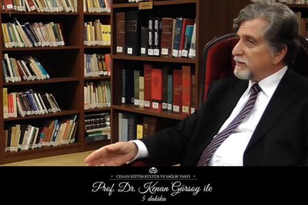 """Prof. Dr. Kenan Gürsoy ile 5 Dakika"" Video Programı-9.Bölüm"