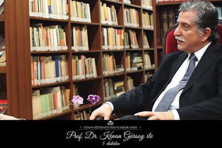 """Prof. Dr. Kenan Gürsoy ile 5 Dakika"" Video Programı-13. Bölüm"