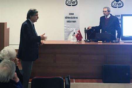 """Halil Açıkgöz Konferansı <br>""""Türkoloji Çalışmaları Hakkında"""""""