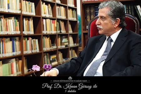 """Prof. Dr. Kenan Gürsoy ile 5 Dakika"" Video Programı-14. Bölüm"