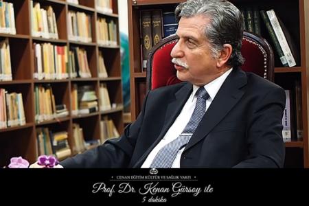 "Prof.Dr.Kenan Gürsoy ile 5 Dakika"" Video Programı-15. Bölüm"