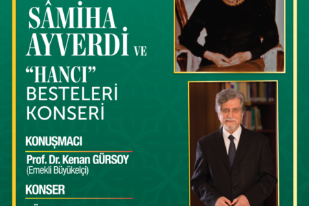 """Prof. Dr. Kenan Gürsoy, """"Sâmiha Ayverdi, İnsan ve Medeniyet"""""""