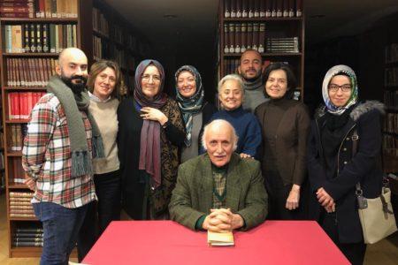"""Prof.Dr.Fahrettin Olguner ile<br>""""Felsefe Okumaları"""" Başlıyor"""