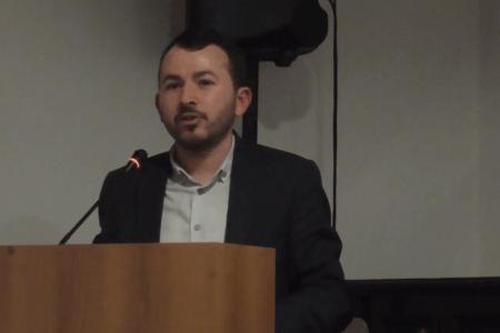 """Otobiyografi Sunumları-5<br>Cengiz Aytmatov : """"Çocukluğum"""""""