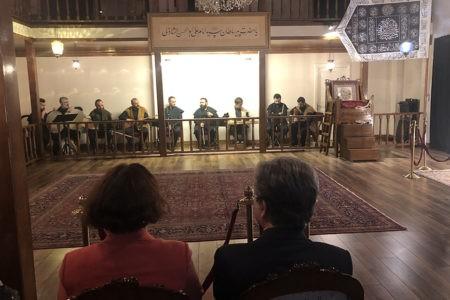 Meydân-ı Şerîf Meşkleri-5<br>Konser Programı