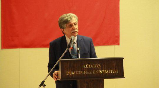 Prof. Dr. Kenan Gürsoy Konferans Programı