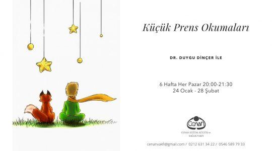 Küçük Prens Okumaları<br>Atölyesi