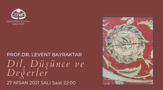 Prof. Dr. Levent Bayraktar<br>