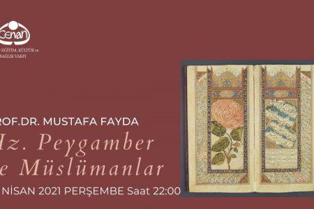 Prof. Dr. Mustafa Fayda<br>
