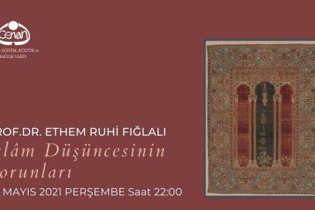 Prof. Dr. Ethem Ruhi Fığlalı<br>