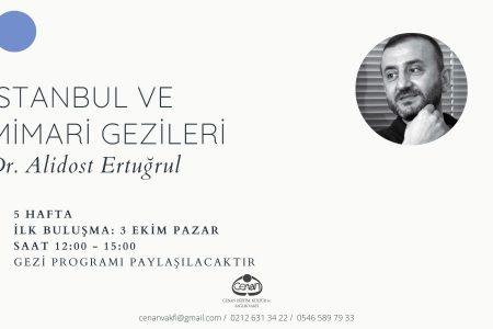 İstanbul ve Mîmarî Gezileri<br>Atölyesi